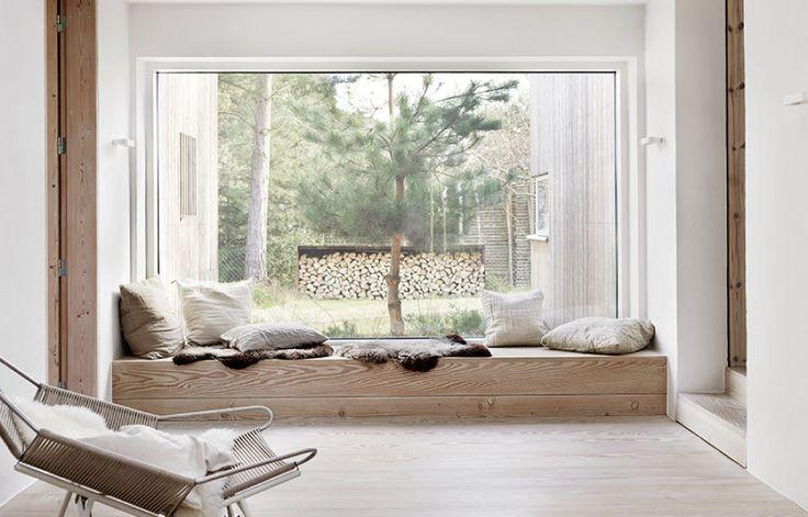 Una casa concepita per vivere in armonia con la natura