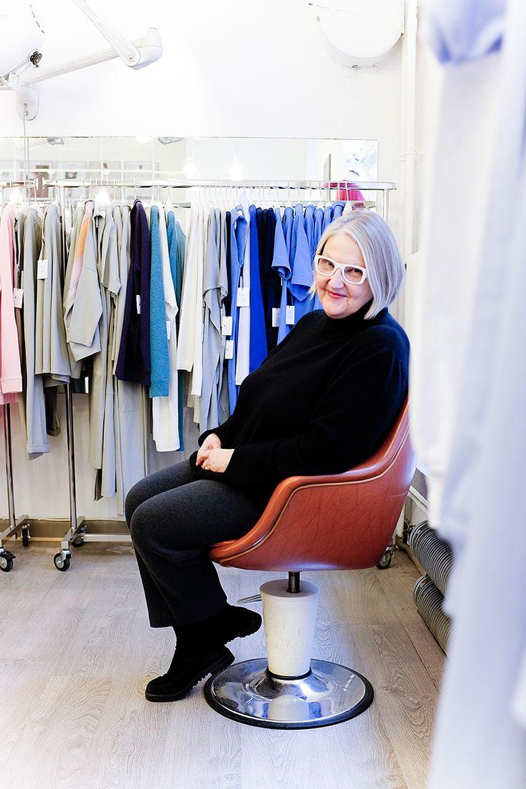 Maija Arela's interview at Vinkkipankki