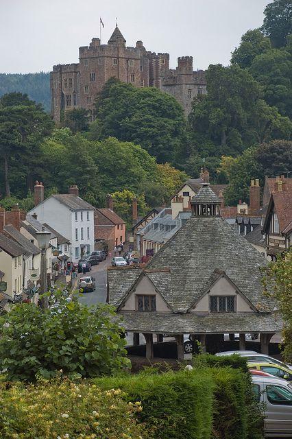 Dunster Village, Somerset
