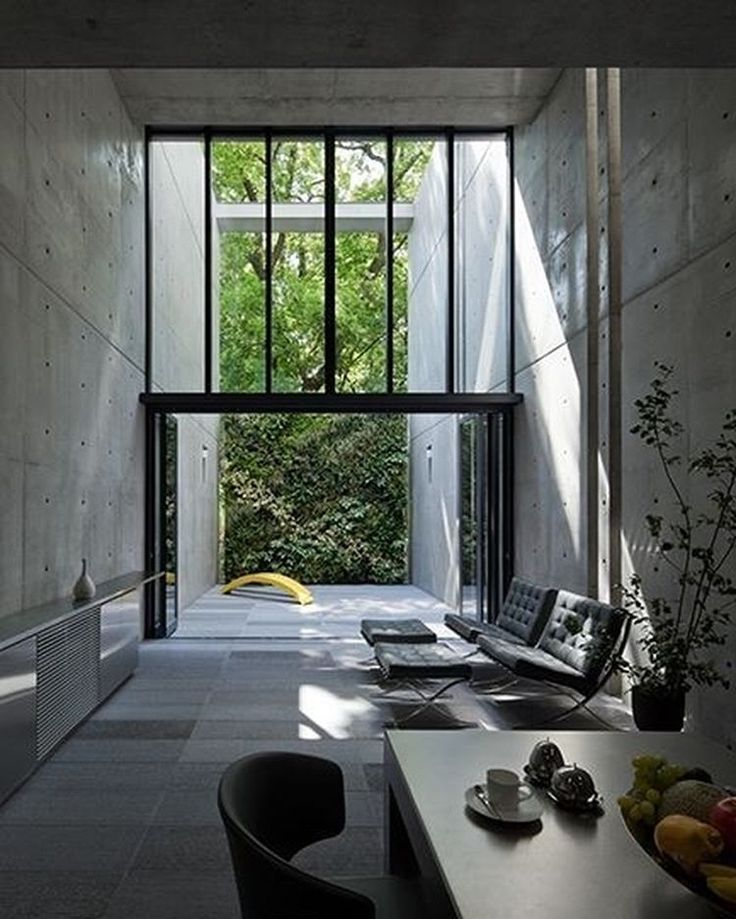 """1,015 Likes, 10 Comments - MCM HOUSE (@mcmhouse) on Instagram: """"Cool and clean. #architecture #interiors"""""""