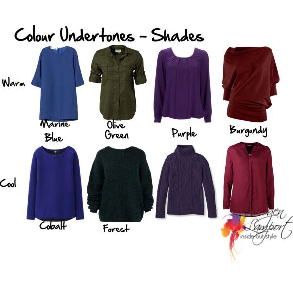 Colour Undertones - Shades by imogenl on Polyvore featuring Acne Studios, Wallis, Uniqlo, Max Studio, Yerse, Denim & Supply by Ralph Lauren and Marni