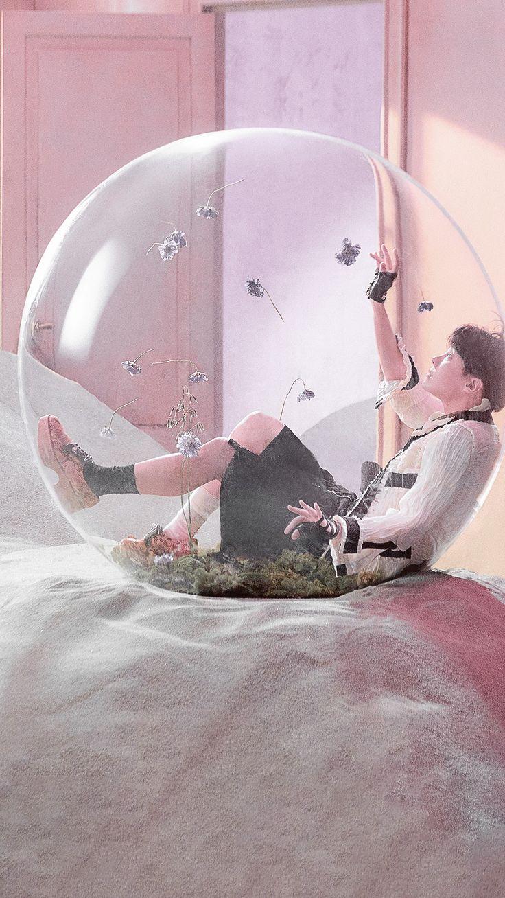 Bts Love Yourself 結 Answer Concept Photo E Version J