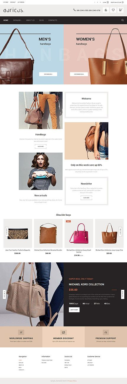 588 best Ecommerce Templates images on Pinterest