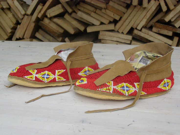 child moccasins