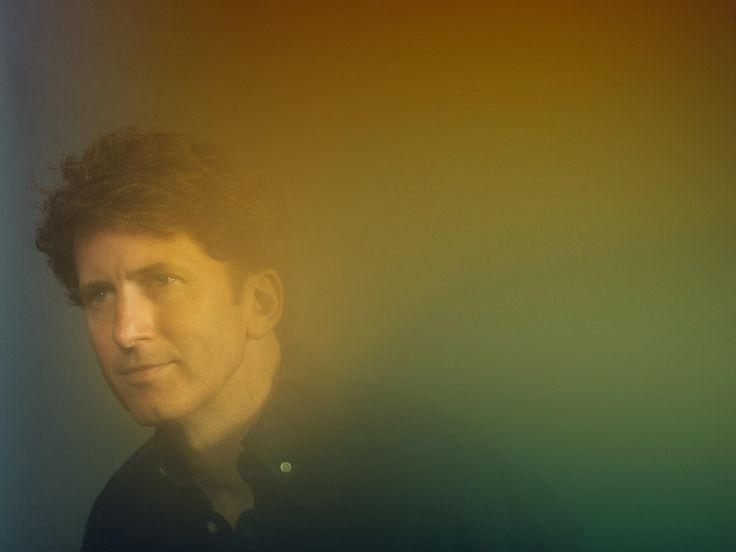 Todd Howard knocked on Bethesda Softworks' door while he was still in college. Today, he's the creative catalyst behind gaming's most expansive worlds.