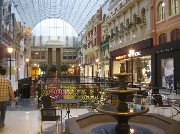 West Edmonton Mall in Edmonton, Alberta, Canada