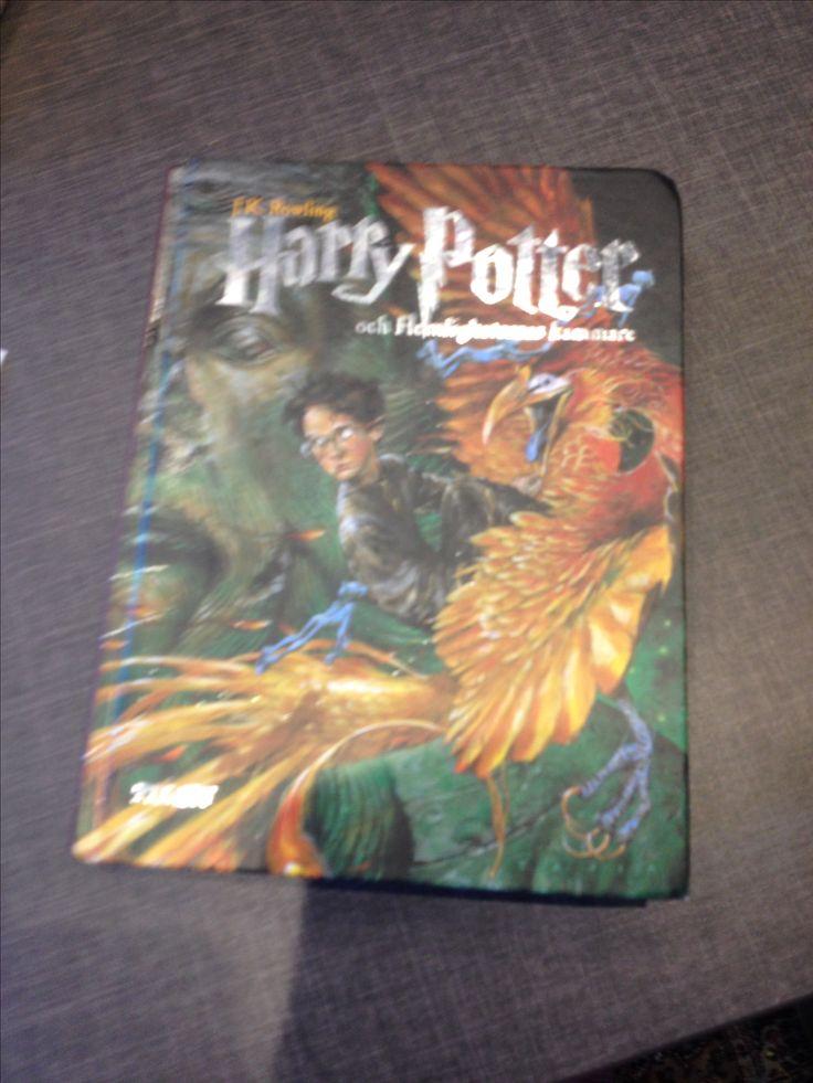 Harry Potter och hemligheternas kammare!