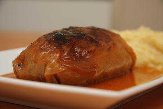 Ile kalorii ma gołąbek - http://www.dietatop.pl/ile-kalorii-ma-golabek/