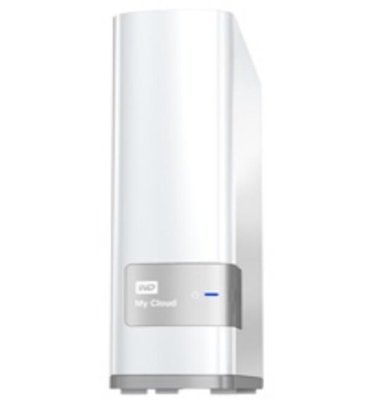 WD My Cloud 3TB Personal Cloud Storage - NAS (WDBCTL0030HWT-NESN):Amazon:Computers & Accessories