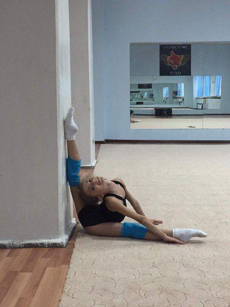 Crazy flexible!!!