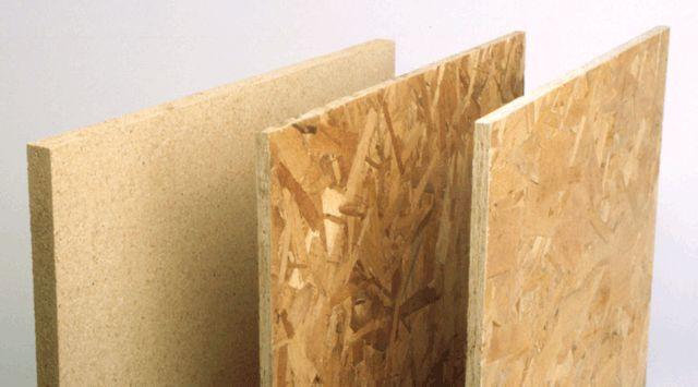 Comment trouver des panneaux d'osb, plywood, contreplaqué, aggloméré
