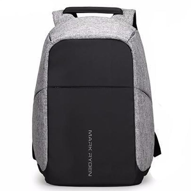 Mark Ryden || Anti-Theft Laptop Backpack with USB Charging Port