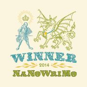 NaNoWriMo Winner 2014