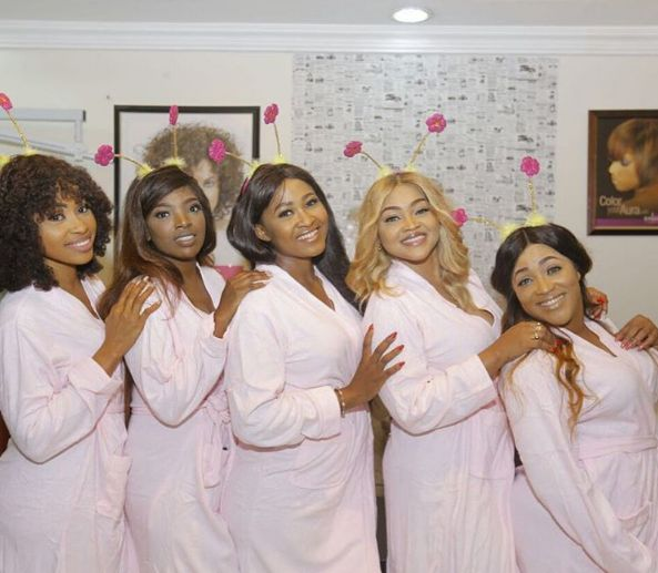 Beautiful photos of Mercy Aigbe, Annie Idibia, Grace Ama, Mary Remmy and Padita Agu | Nigerian: Breaking News In Nigeria | Laila's Blog