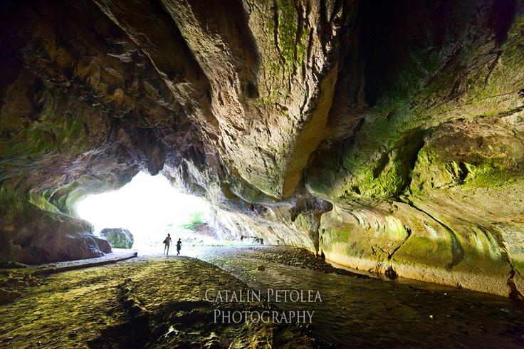 The Bolii Cave, Apuseni Mountains, Transylvania