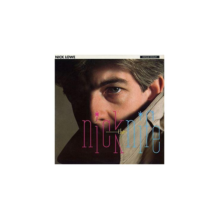 Nick Lowe - Nick the Knife (Vinyl)