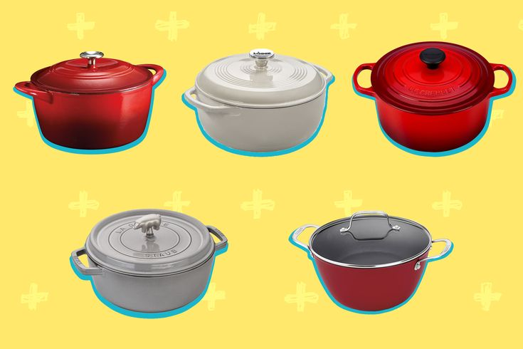 Shopping for an enameled Dutch oven isn't all that different from shopping for a car. No, really! Think about it — they're shiny, bright, and expensive.