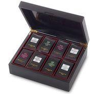 Dammann frères - Coffret de thés en bois 48 sachets cristal - Dammann Frères