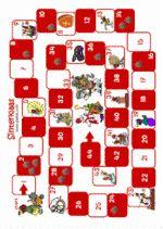 Gezelschapsspel: Sint ganzenbord