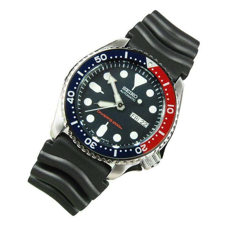 A-Watches.com - SKX009K SKX009 Seiko Automatic 21 Jewels Black Rubber Bracelet Divers 200m Day Date Watch, $166.00 (https://www.a-watches.com/skx009k-skx009-seiko-automatic-21-jewels-black-rubber-bracelet-divers-200m-day-date-watch/)