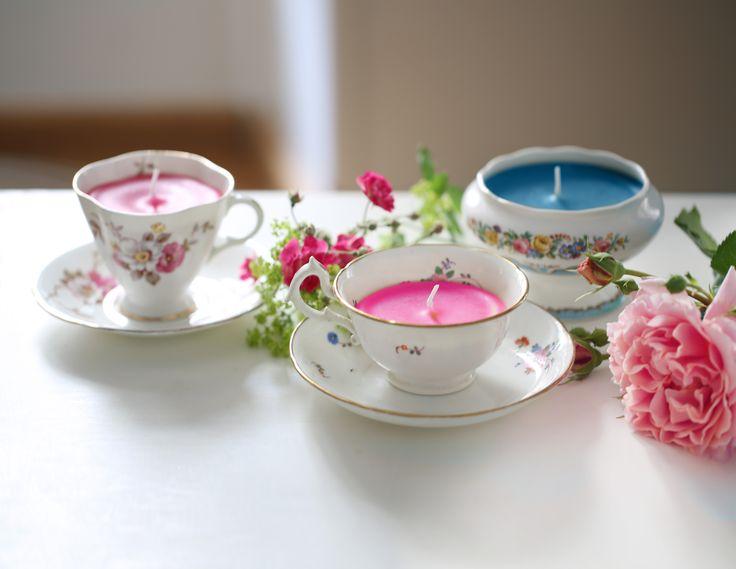 Tassen Kerzen Selber Machen : Ideas about kerzen selber machen on