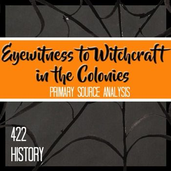 an analysis of the witch trials in salem massachusetts Salem witch trial facts dan howlett discusses the salem witch trials and his approach to them i'm working at the witch house in salem ma this summer.