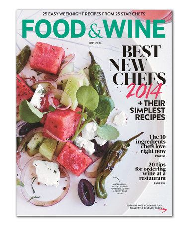 Look what I found on #zulily! Food & Wine Magazine Subscription #zulilyfinds