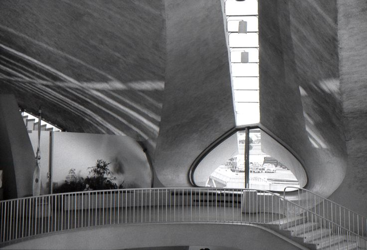 Eero Saarinen. TWA Terminal. JFK Airport. NY. 1962: Eero Saarien, Magazines Eero, Eero Saarinen, Twa Terminator, Architecture, Saarinen Twa, Photo, Twa Flight, Twa 62
