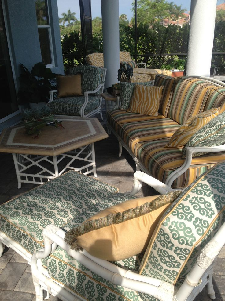 My Tommy Bahama Outdoor Furniture