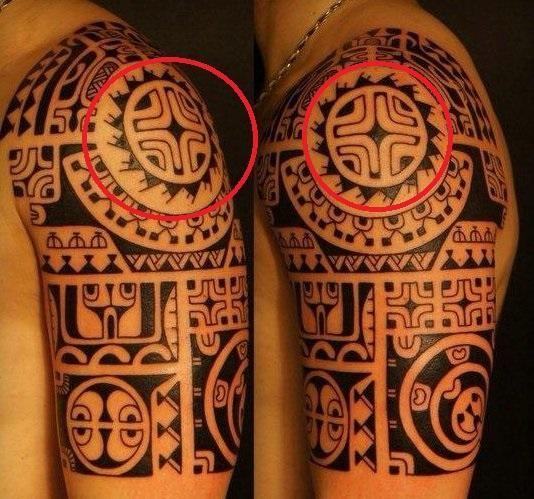 quelle est la signification des tatouages polynésiens | next tatoo