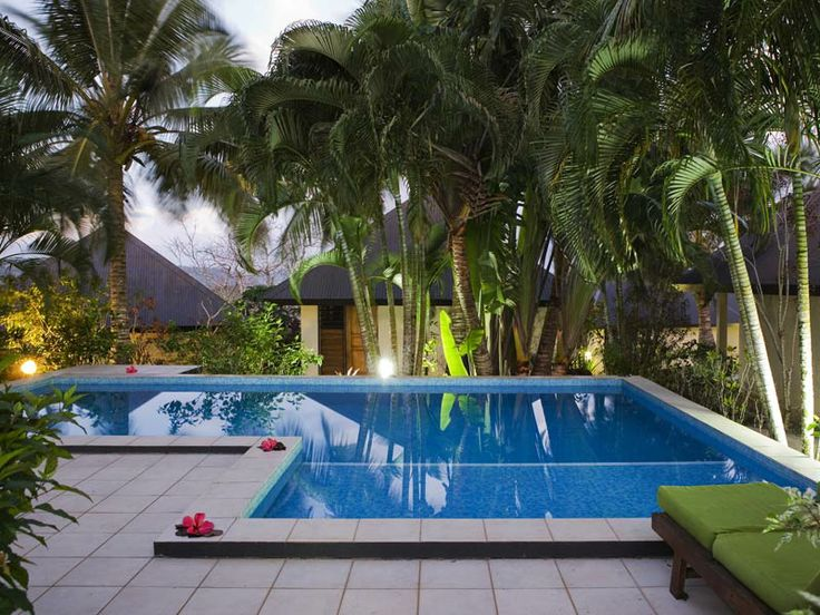 Take a dip at Mangoes Resort, Vanuatu. For more visit: http://www.airvanuatu.com/home/accommodation.aspx?location=Sydney