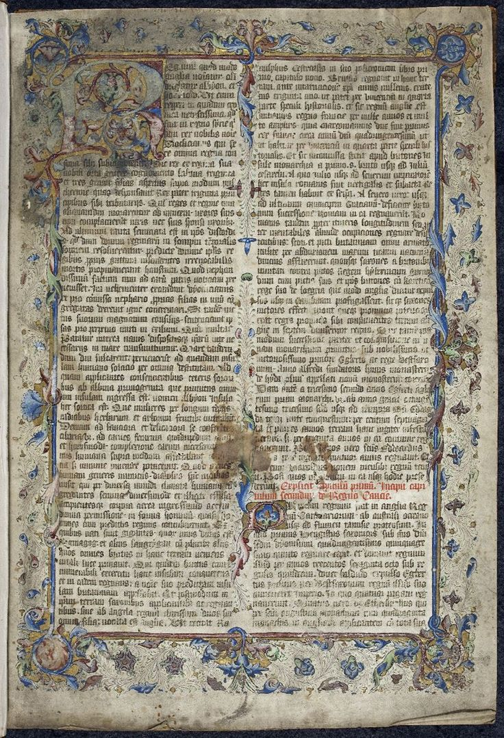 The Last Will and Testament of Alfred the Great   Alfred the Great (871-899) and Eadred (946-955) are the only Anglo-Saxon kings whose wills have survived to the present day, both of which are found in the same manuscript,British LibraryAdditional MS 82931, known as theLiber de Hyda. image: Opening page