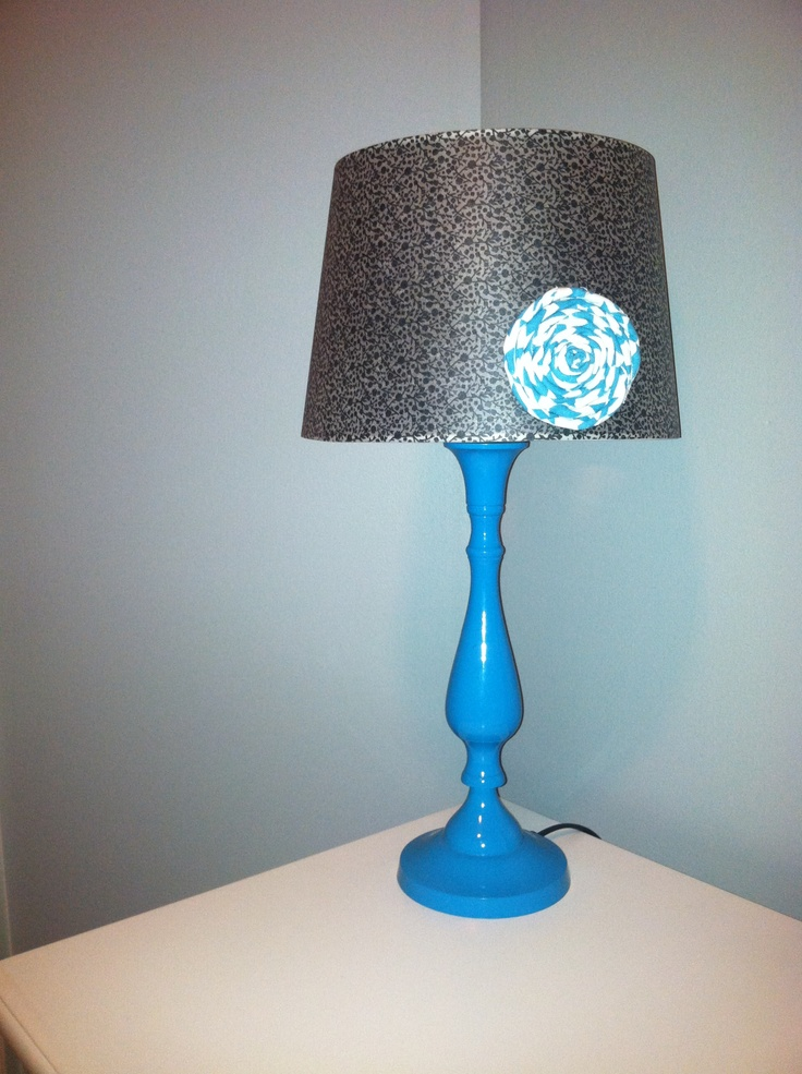 16 best images about diy~lampshade decor on Pinterest ...