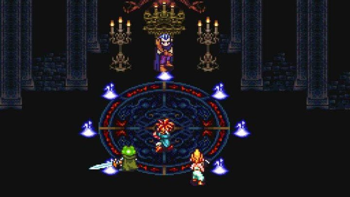 Hironobu Sakaguchi wanted Chrono Trigger to evolve in a series 'like a Final Fantasy' - http://videogamedemons.com/news/hironobu-sakaguchi-wanted-chrono-trigger-to-evolve-in-a-series-like-a-final-fantasy/