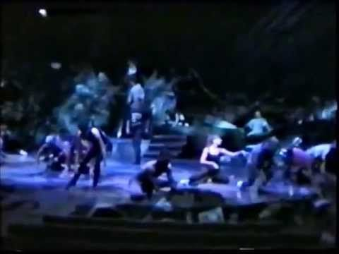 Richard Armitage in CATS, New London Theatre 1994 - Jellicle Songs for J...