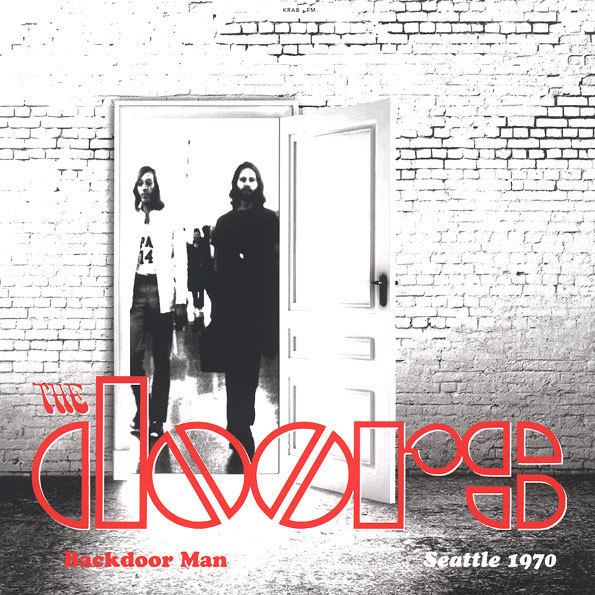 The Doors Backdoors Man Seattle 1970 #thedoors #coloredvinyl #album