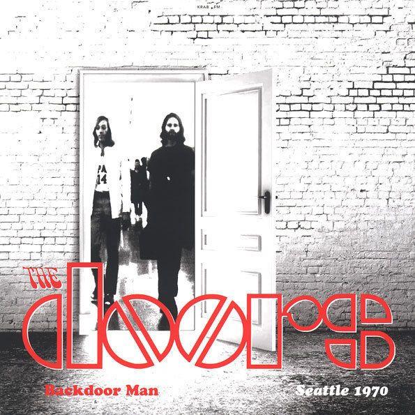 The Doors Backdoors Man Seattle 1970 #thedoors #coloredvinyl #album