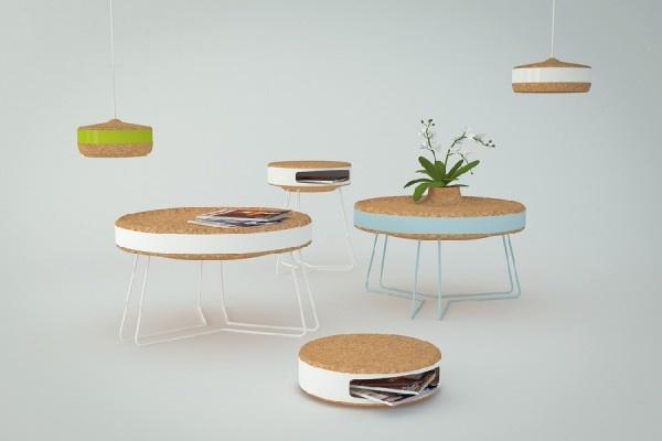 Meer dan 1000 idee n over kurk tafel op pinterest wijnkurk tafel kurkborden en penny tafelbladen - Tafel een italien kribbe ontwerp ...