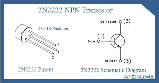 All About The 2n2222 Npn Transistor Transistors Digital Circuit Telecommunication Systems