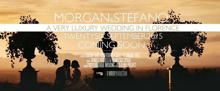 Morgan & Stefano, a very luxury wedding in Florence