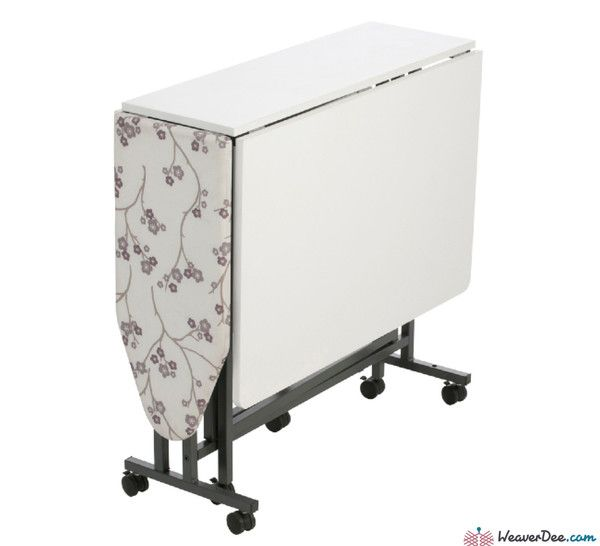 The Horn Cut Easy MK2 Sewing Table… Huge work area which folds to become extremely compact - WeaverDee.com