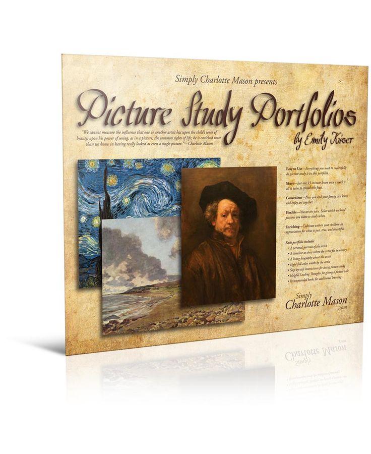 Picture Study Portfolios