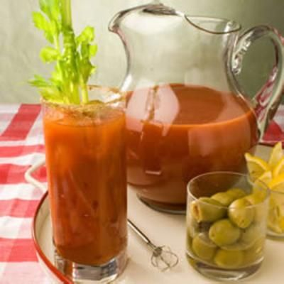 Bloody Mary Mix *** Boycott trickschefs - Use Google Image Search to find the original recipe that was pinned to that site