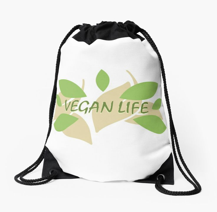 Show your commitment to the Vegan Life • Also buy this artwork on bags, apparel, stickers, and more.