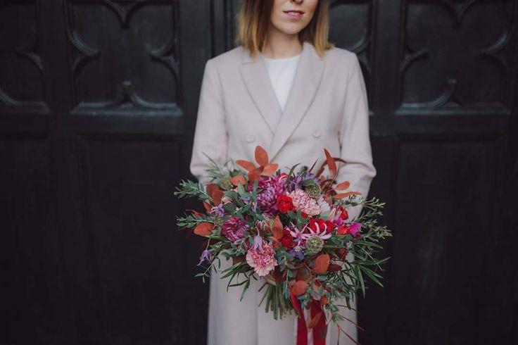 Wedding bouquets/ Marta 💜 Fot. Jakubowski Foto