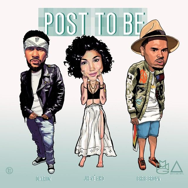 "Previously last week, Omarion released a snippet of his new song, ""Post To Be"" and today, the singer releases the full song as it was debuted on LA Leakers which features Chris Brown and songtress ..."