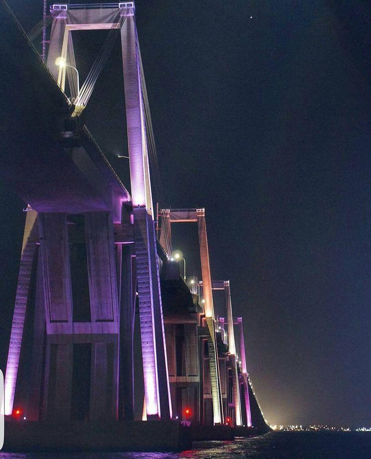 Puente General Rafael Urdaneta, puente sobre el lago de Maracaibo - Venezuela