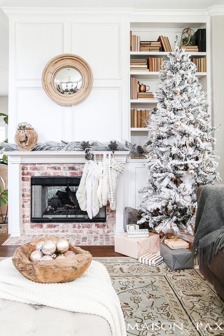 382 best Decoration Ideas Christmas images on Pinterest | Christmas ...