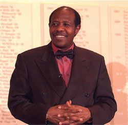 """Paul Rusesabagina - a true hero, famous for the biopic played by Don Cheadle in """"Hotel Rwanda"""""""