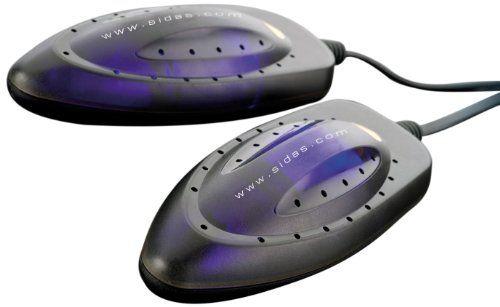 Conform' able HEDRW230EU12 - Secador para interior del calzado (recomendado para botas de ski), color negro